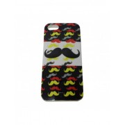 Capa Bolsa Bigodes Apple iPhone 5 / 5S / SE