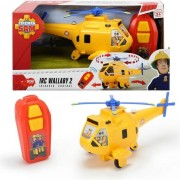 Elicopter RC Dickie Toys Fireman Sam, Wallaby 2