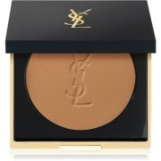 Yves Saint Laurent Encre de Peau All Hours Setting Powder polvos compactos de acabado mate tono B65 Bronze 8,5 g