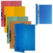 Dosar carton colorat pentru incopciat, coperta 1/2, ELBA