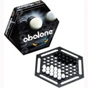 Shribossji Abalone Black and White Marbles Board Game for Family Friends