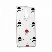 Husa pentru Samsung Galaxy S9 Plus Silicon Slim Mustache 180