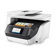 HP Officejet Pro 8730 Inkjet Multifunction Printer - Colour