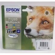 Epson Cartuccia d'inchiostro EPSON T1285 Multipack Fox