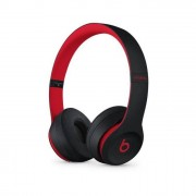 Apple Beats by Dr. Dre Beats Solo3 Decade Collection Cuffie con Microfono Bluetooth Wireless per iPad iPhone iPod Lightning Nero Rosso