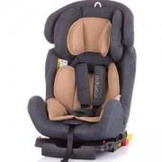 Бебешко столче за кола 0-36 кг. Chipolino ISOFIX Кампо, деним фрапе, 350820