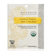 SOOTHING ORGANIC MILK & OAT BATH (With Healing Helichrysum and Lemon Balm Essential Oil) (1.75oz) 49.6g