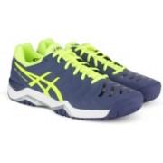 Asics GEL-CHALLENGER 11 Tennis Shoes For Men(Blue)
