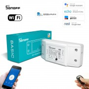 Sonoff BASIC RFR2 - Inteligentný WiFi spínač DIY