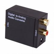 Digitális analóg audio jel átalakitó konverter adapter