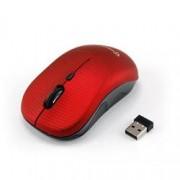 Sbox Mouse Wireless 1600dpi WM-106R Strawberry Rosso