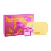 Versace Bright Crystal Absolu confezione regalo eau de parfum 90 ml + eau de parfum 10 ml + trousse donna