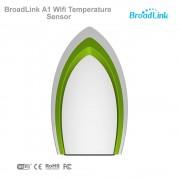 BroadLink A1 wifi senzor teploty, vlhkosti a intenzity svetla
