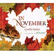 In November, Paperback/Cynthia Rylant