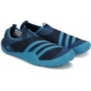 Adidas CLIMACOOL JAWPAW SLIP ON Training Shoes For Men(Blue)