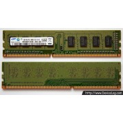 Memorie desktop 2 GB DDR3 Samsung PC3-10600U