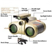 Night Scope Original Binocular with Pop-Up Light For Kids