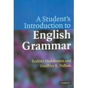 Student's Introduction to English Grammar (Huddleston Rodney D.)(Paperback) (9780521612883)