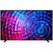 Телевизор Philips 43 инча, Full HD LED TV, Pixel Plus HD, Clear Sound 16W, Черен, 43PFS5503/12
