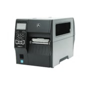 Zebra ZT410 Direct Thermal/Thermal Transfer Printer - Two-color - Desktop - Label Print