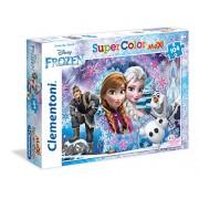 """Clementoni """"Frozen"""" Maxi Puzzle (104 Piece)"""