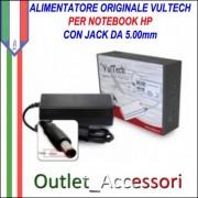 Alimentatore Caricabatterie per HP Originale Vultech 90W