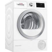 Bosch WTWH7660GB 9Kg Heat Pump Dryer with Self Cleaning Condenser