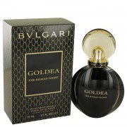 Bvlgari Goldea The Roman Night by Bvlgari Eau De Parfum Spray 2.5 oz