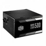 Захранващ блок Cooler Master MWE 500W 80+ Bulk, CM-PS-MPW-5002-ACABW-NL1