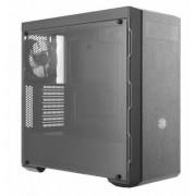 Cooler Master MasterBox MB600L - Midi-Gehäuse mit Seitenfenster - Schwarz/Grau