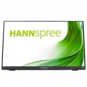 Тъч монитор HANNSPREE HT225HPB, LED, 21.5 инча, Wide, Full HD, Display Port, VGA, HDMI, Черен, HSG-MON-HT225HPB