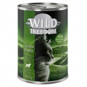 Wild Freedom Adult 6 x 400 g - Deep Forest - Selvaggina & Pollo