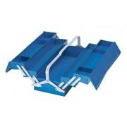 Caisse à outils, vide, 5 compartiments, 210x535x225 mm - 1335 L