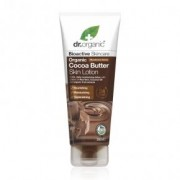 Dr. Organic Bio kakaóvaj testápoló - 200ml