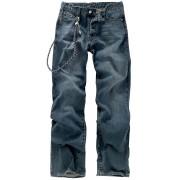 Forplay Deluxe Herren-Jeans W30L33, W31L33, W32L34, W33L34, W34L34, W36L35, W38L36 Herren