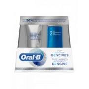 Oral-B Dentifrice Avec Soin Intensif Gencives 85 ml + Gel Protecteur 63 ml - Coffret 2 produits