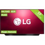 LG OLED55C9PLA Tvs - Zwart