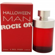 Jesus del pozo halloween man rock on 125 ml eau de toilette edt profumo uomo