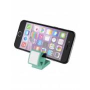 Suport telefon multifunctional Everestus STT139 plastic verde laveta inclusa