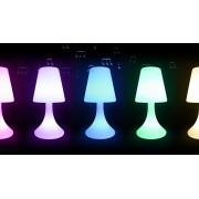 Lampe pour extérieur avec musique grans lampadaire- Handy Large