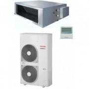 Duct Toshiba 72000 BTU inverter RAV-SM2242DT-E + RAV-SM2244AT8-E