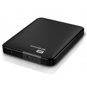 "HDD EXTERNAL 2.5"", 1000GB, WD Elements, Black, USB3.0 (WDBUZG0010BBK-EESN)"