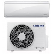 Aer conditionat Samsung Maldives AR12NXFPEWQNEU, 12000 BTU, A++, Timer, Smart Wi-Fi optional, Dezumidificator, Fast Cool, Comfort Cool, Good Sleep, Alb