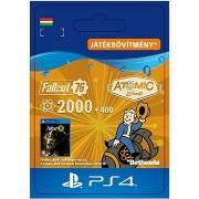 Fallout 76: 2000 (+400 Bonus) Atoms - PS4 HU Digital