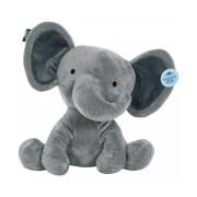 Trespass Childrens/Kids Zalika Elephant Convertible Travel Pillow - Grey - Size: One Size