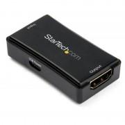 Startech HDBOOST4K2 Repetidor Extensor Amplificador HDMI 4K de 60Hz