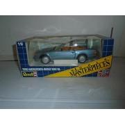 Revell Metal 1:18 Scale Mercedes Benz SL 500 (Blue) Die Cast Metal