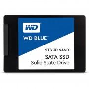 Western Digital WD Blue 3D Nand SSD SATA 2TB