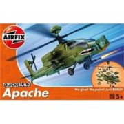 Macheta Avion De Construit Apache Elicopter