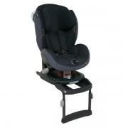 BeSafe iZi Comfort X3 isofix autósülés 9-18kg - 01 Midnight Black Mélange